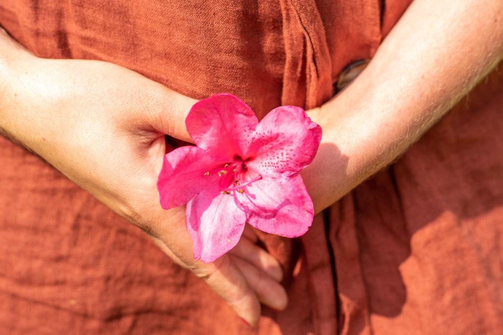 meest gestelde vragen over kleine hand - bloem vasthouden
